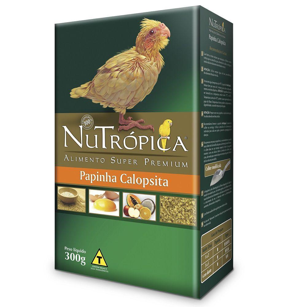 PAPINHA PARA CALOPSITA NUTRÓPICA 300G