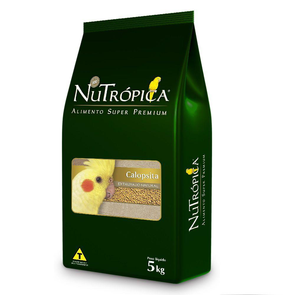 RAÇÃO NUTRÓPICA NATURAL PARA CALOPSITA 5KG
