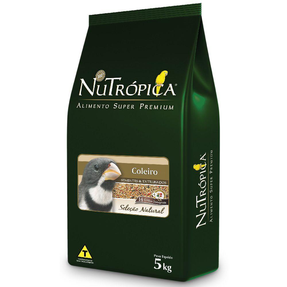 RAÇÃO NUTRÓPICA SELEÇÃO NATURAL COLEIRO 5kg