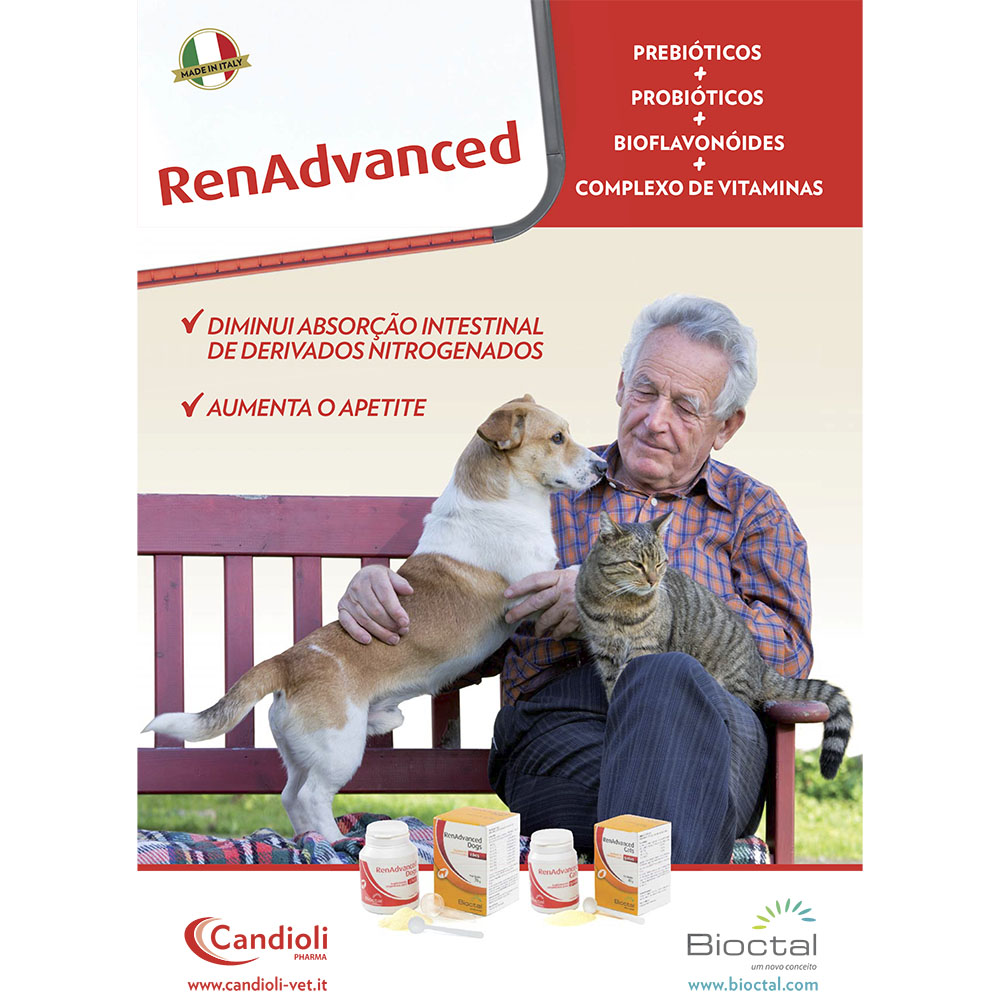 Renadvanced Dogs 70g Bioctal - Suplemento Vitamínico P/ Cães