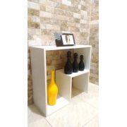 Mesa Lateral,criado Mudo,aparador,mesa De Canto 60Lx60Ax25P
