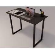 Mesa Multi Escrivaninha P/notebook Home Office 100x50 Preta