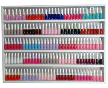 Expositor De Esmaltes -80Lx60Ax6P P/ Manicure- 100%mdf  - Virtude Móveis