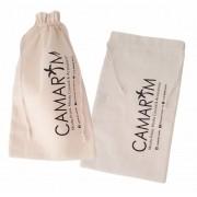 Saquinho de algodão cru personalizado ideal para biquinis-100 unidades