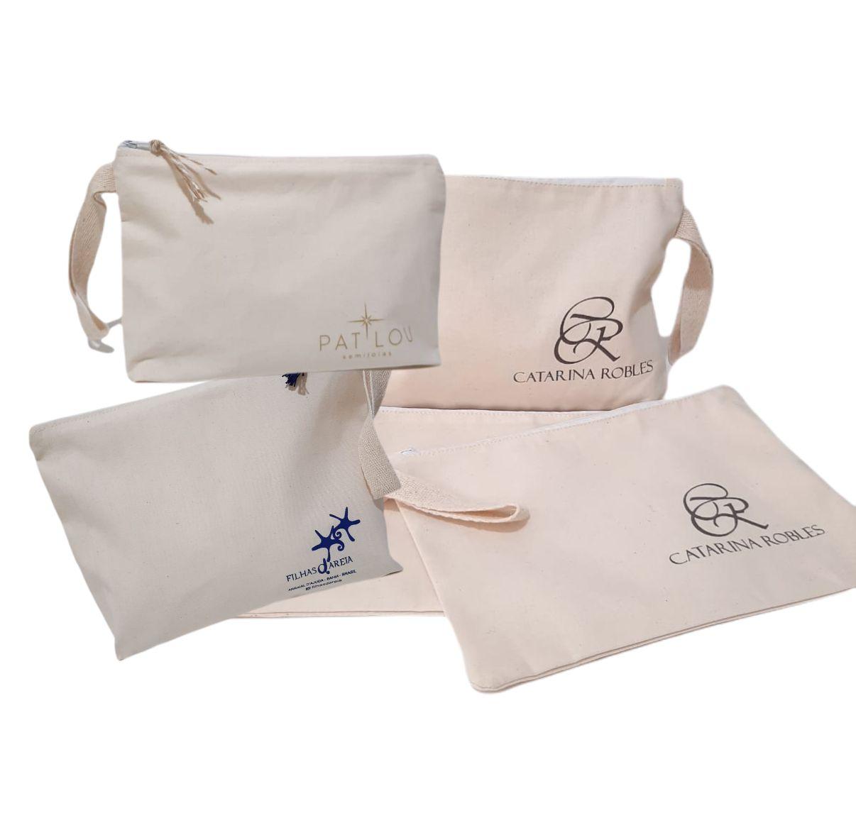 Bolsa de mão personalizada - 20 unidades