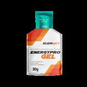 Energy Pro Gel 15 sachês de 30g - Sudract Nutrition Água de Coco