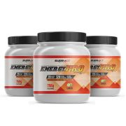 Kit 3 potes de Energy Pro 750g