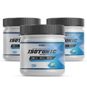 Kit 3 potes de  Isotonic 450g