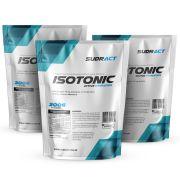 Kit 3 pouch Isotônico em Pó Isotonic 300g - Sudract Nutrition