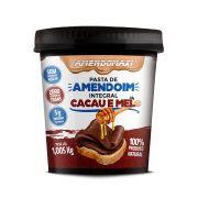 Pasta Integral de Amendoim Cacau e Mel 1kg – AmendoMaxi
