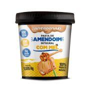 Pasta Integral de Amendoim com Mel 1kg – AmendoMaxi