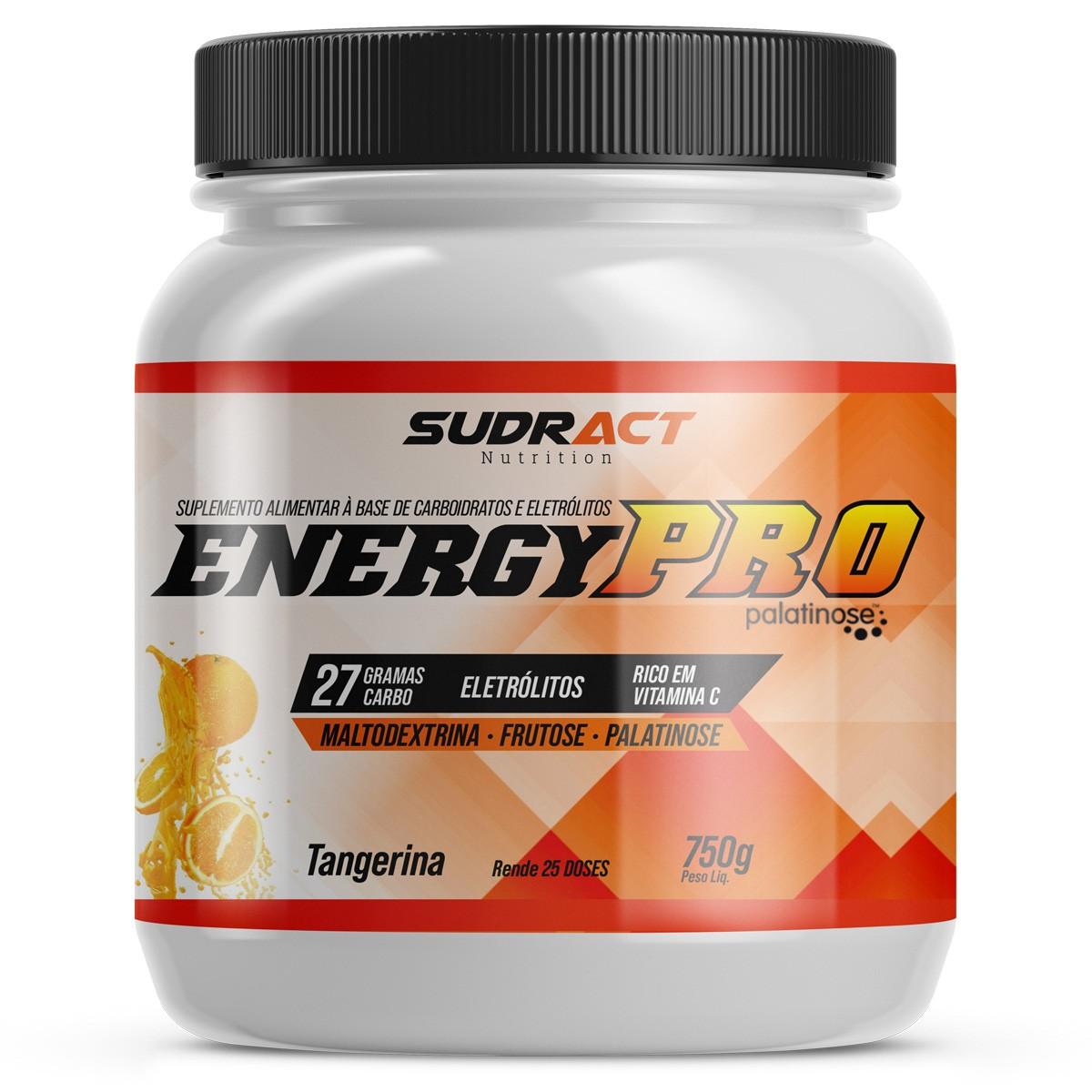 Energy Pro 750g - Sudract Nutrition