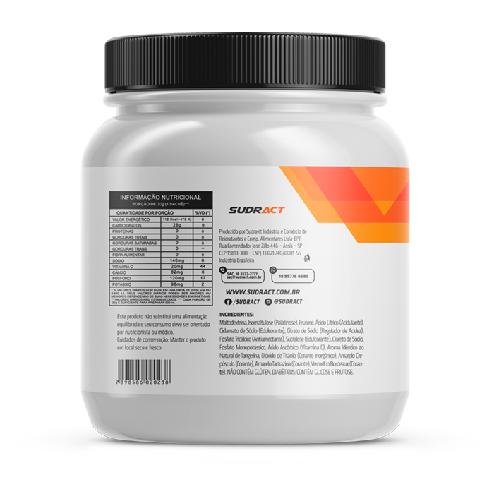 Energy Pro 750g - Sudract Nutrition