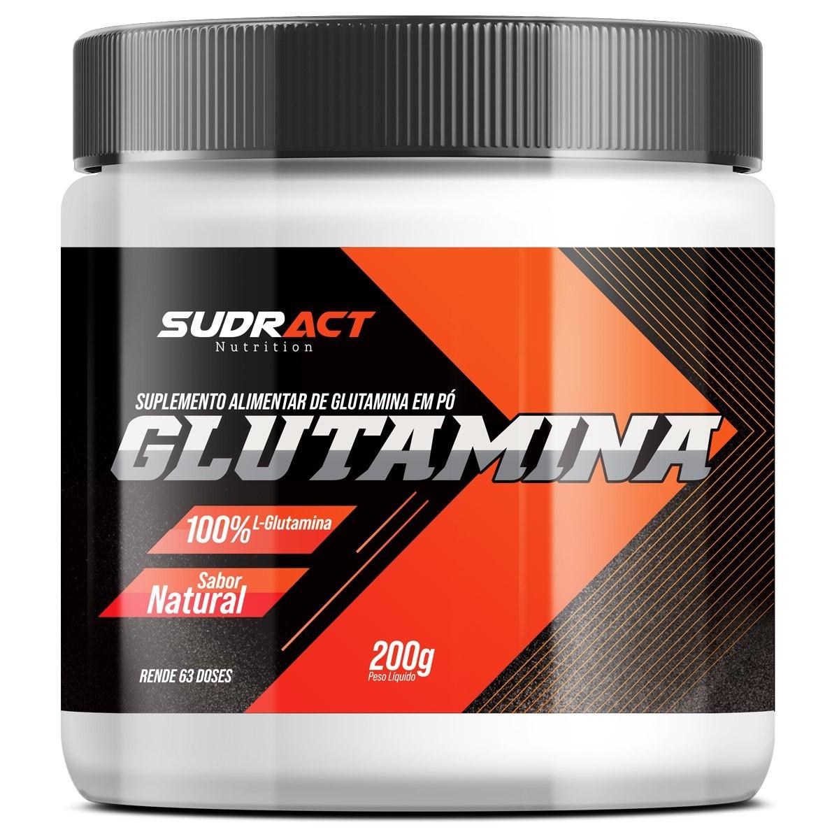 Glutamina - Sudract Nutrition
