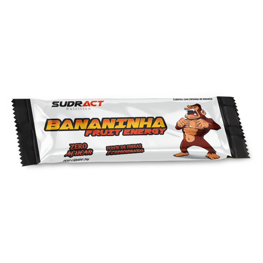 Kit Bananinha Fruit Energy