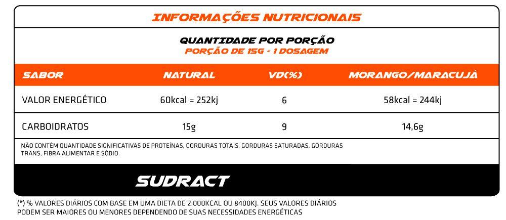 Palatinose 315g - Sudract Nutrition