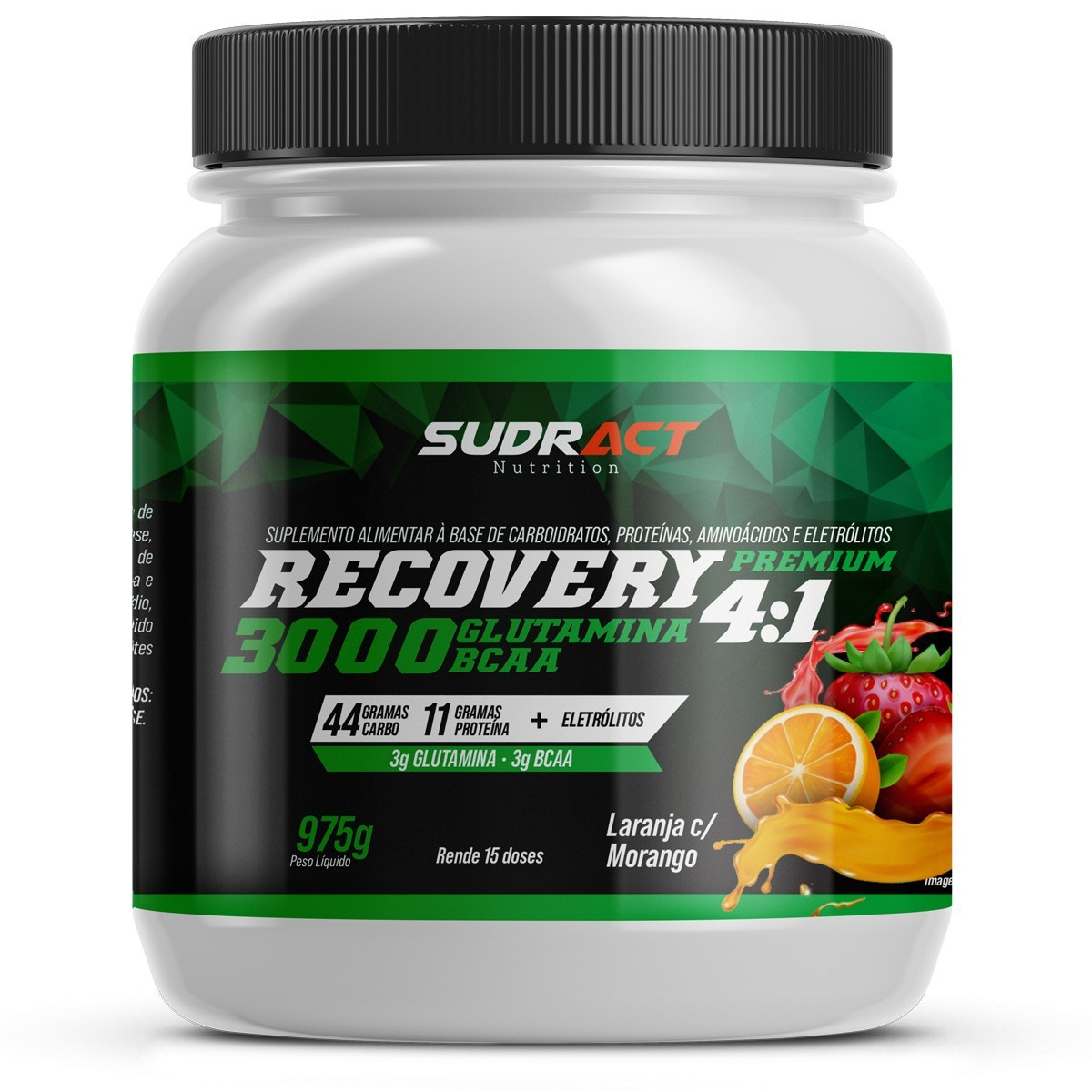 Recovery Premium 4:1 - Sudract Nutrition