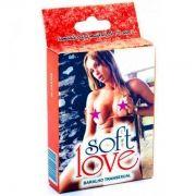 Baralho Transexual Erótico 54 Cartas - Soft Love
