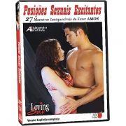 DVD - Posições Sexuais Excitantes 27 Maneiras Inesquecíveis de Fazer Amor Loving Sex