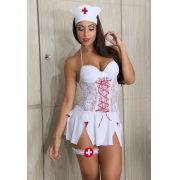 Fantasia Erótica de Enfermeira / Médica Sensual