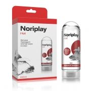 Noriplay Hot - Gel para Massagem Oriental Corpo a Corpo que Aquece Nuru - 220ml