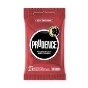 Preservativo Lubrificado Prudence 3 Unidades