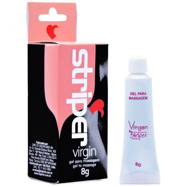 Adstrigente Feminino Virgin 8G Linha Stripper - intt