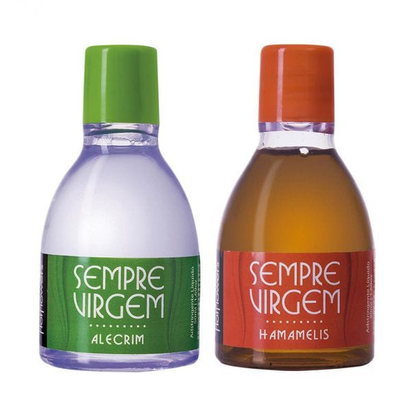 Adstringente Sempre Virgem Natural 50ml - Hot Flowers