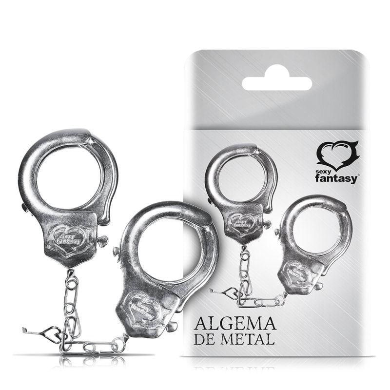 Algema De Metal -  Sexy Fantasy