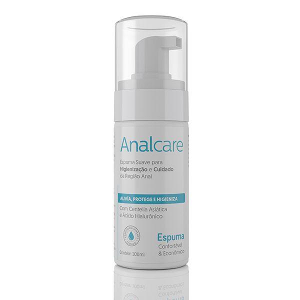 Analcare - Cuidado e Higienização da Região Anal - 100ml