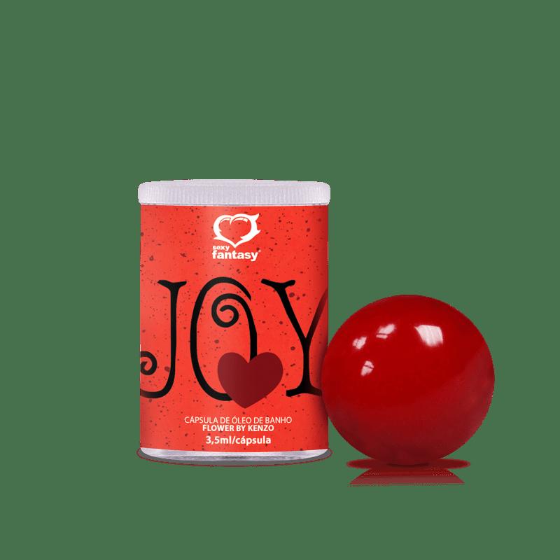 Bolinha aromática joy flower by kenzo 1 unidade - sexy fantasy