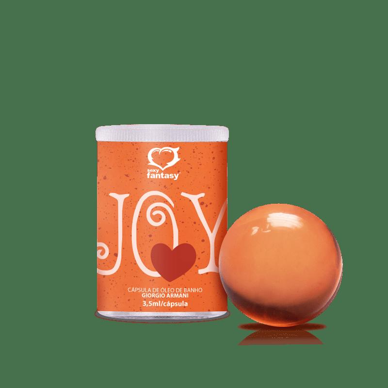 Bolinha aromática joy giorgio armani 1 unidade – sexy fantasy