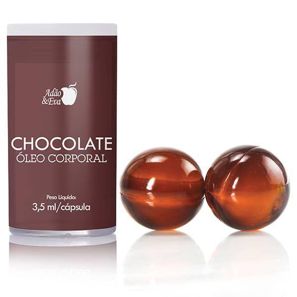 Bolinha Explosiva Chocolate 2 Unidades - Adão e Eva
