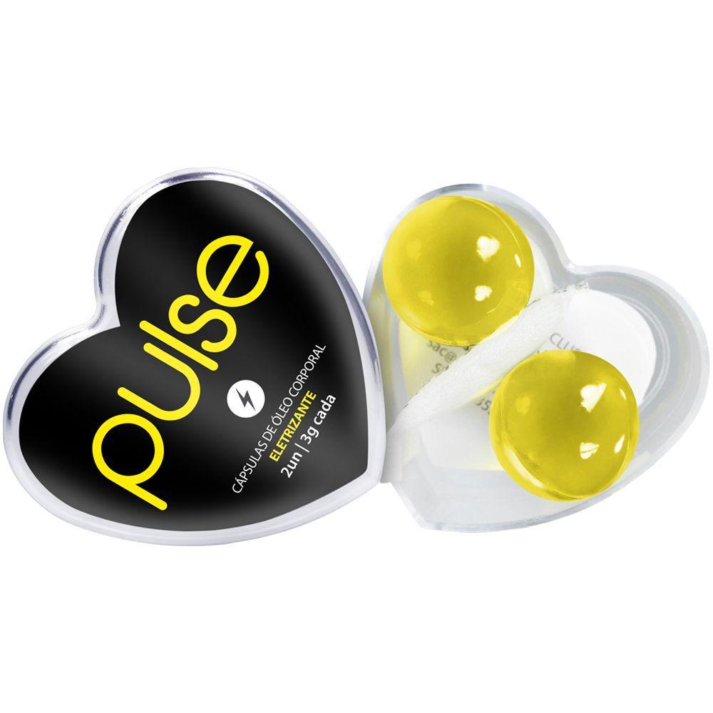 Bolinha Pulse Eletrizante