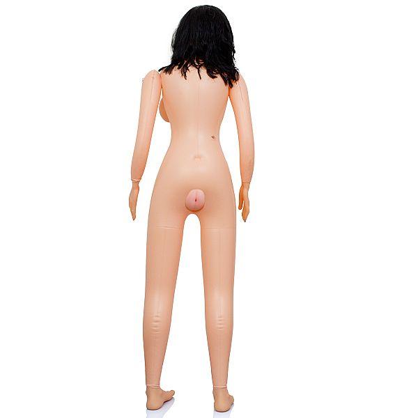 Boneca Inflável completa super realística com mãos e pés