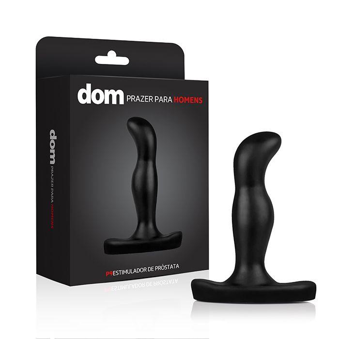 DOM - P9 - Plug Estimulador de Próstata