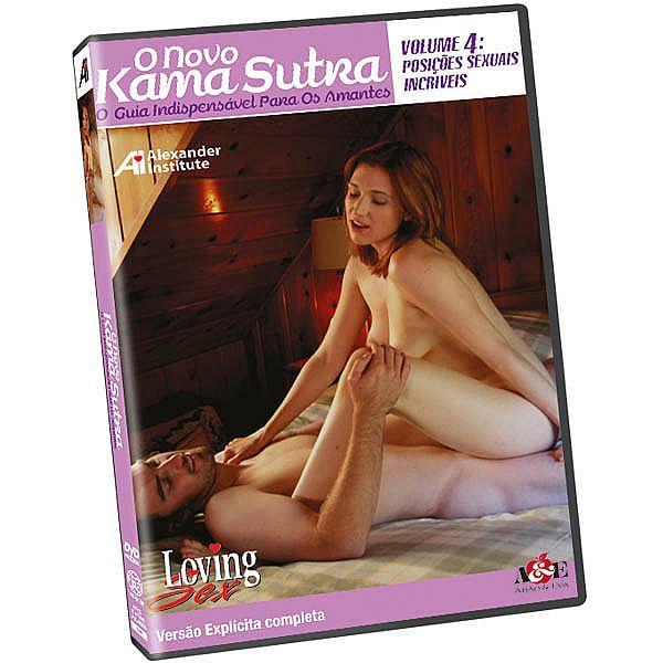 DVD Loving Sex - O Novo Kama Sutra - O Guia indispensável Para Os Amantes
