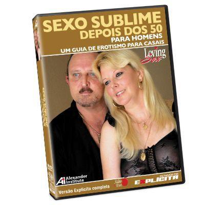 DVD - Sexo Sublime Depois dos 50 Para Homens - Loving Sex