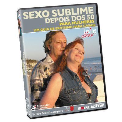DVD - Sexo Sublime depois dos 50 Para Mulheres - Loving Sex