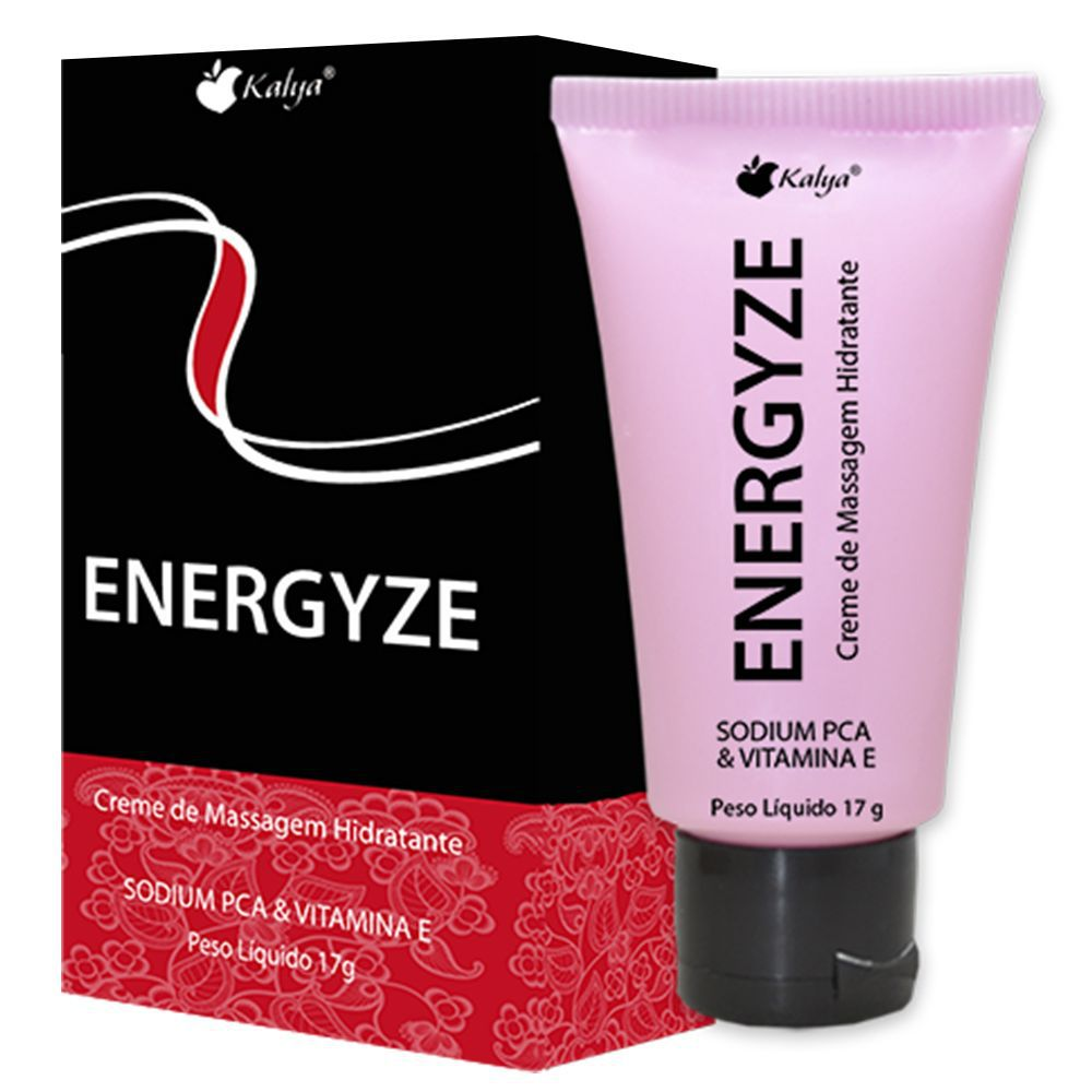 Energyze creme excitante feminino 17g - kalya