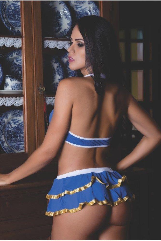 Fantasia Erótica Marinheira - Garota Veneno