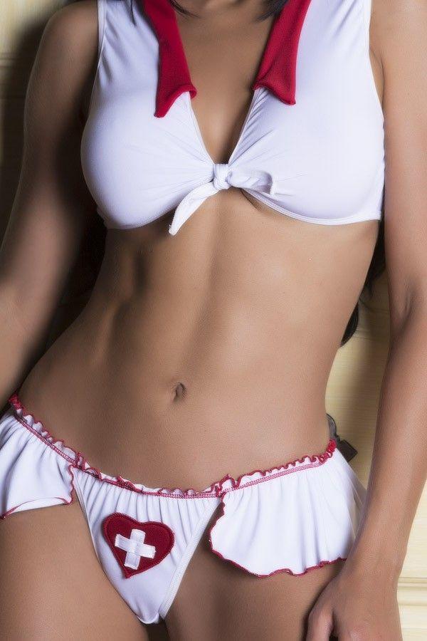 Fantasia erótica Médica Doura / Enfermeira Sexy