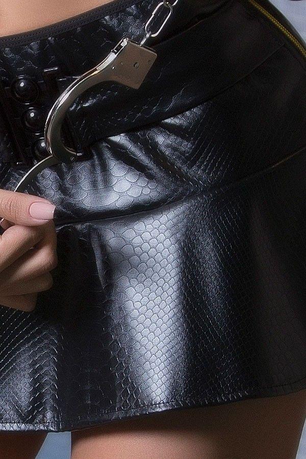 Fantasia Erótica Policial Sexy Sapeca