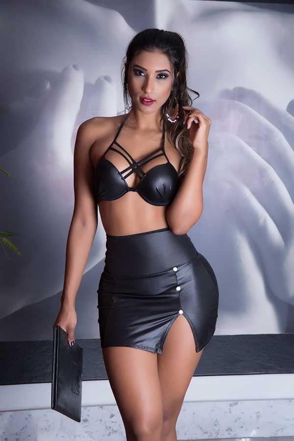 Fantasia Erótica Secretária Sexy - Garota Veneno