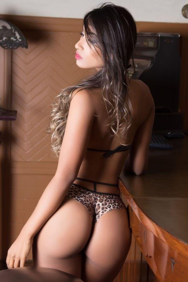Fantasia erótica Sensual Body Oncinha - Garota veneno