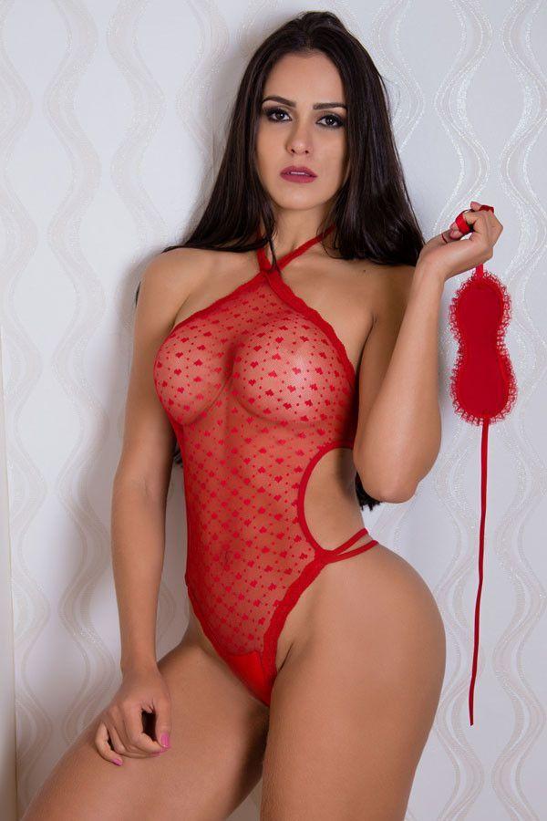 Fantasia Erótica Sexy Doce Veneno - Garota Veneno