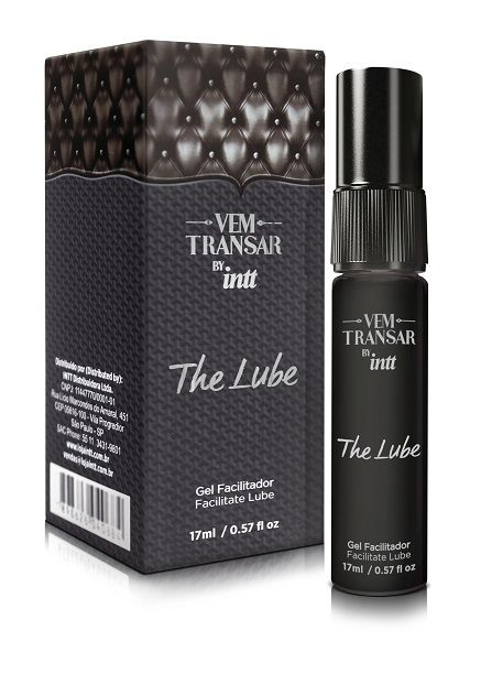 Gel Facilitador Anal Vem Transar - The Lube - Intt