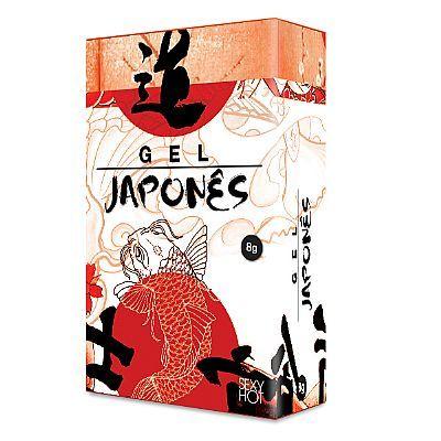 Gel Retardante Japonês - Coleção Géis do Mundo