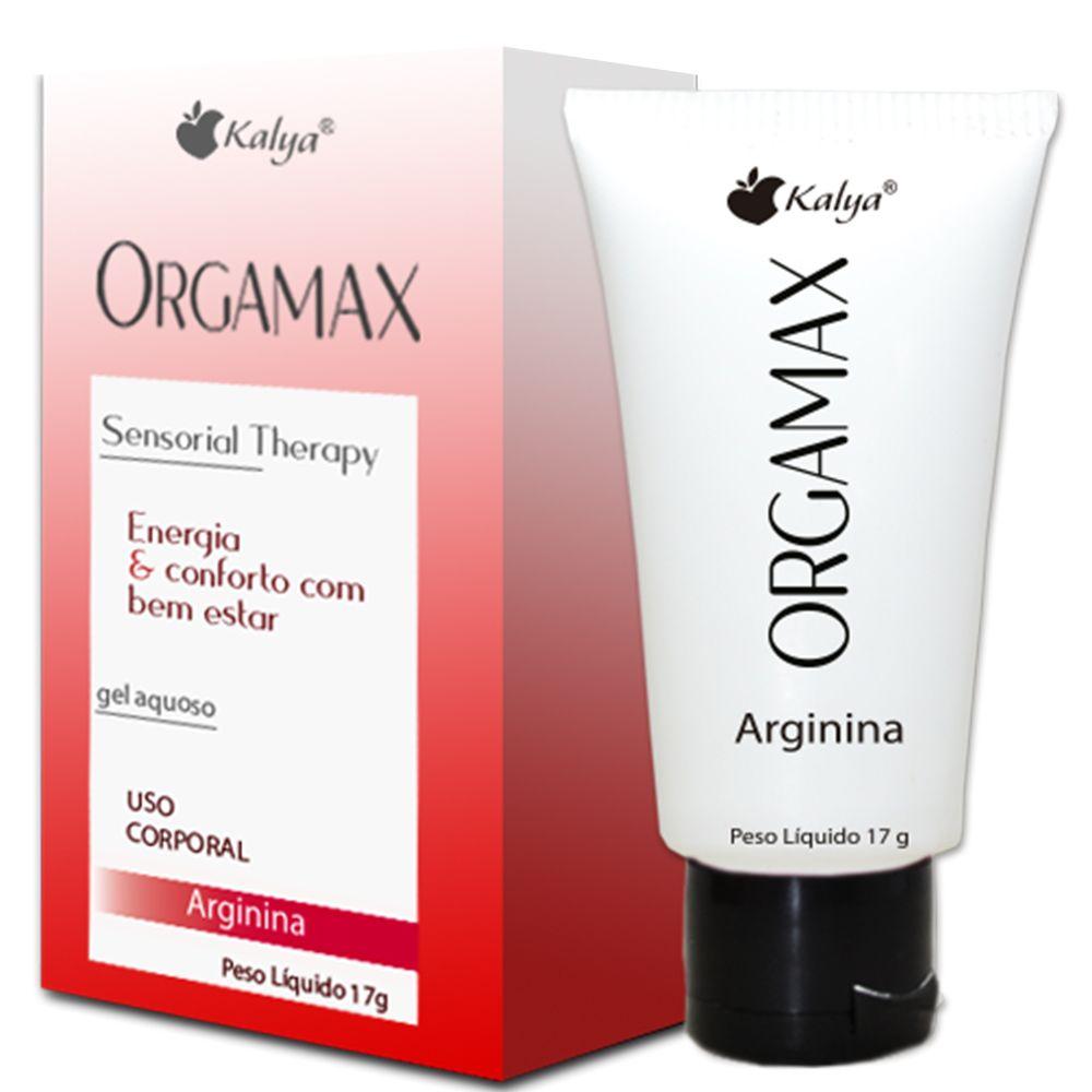Orgamax Estimulador De Orgasmos 17g - Kalya