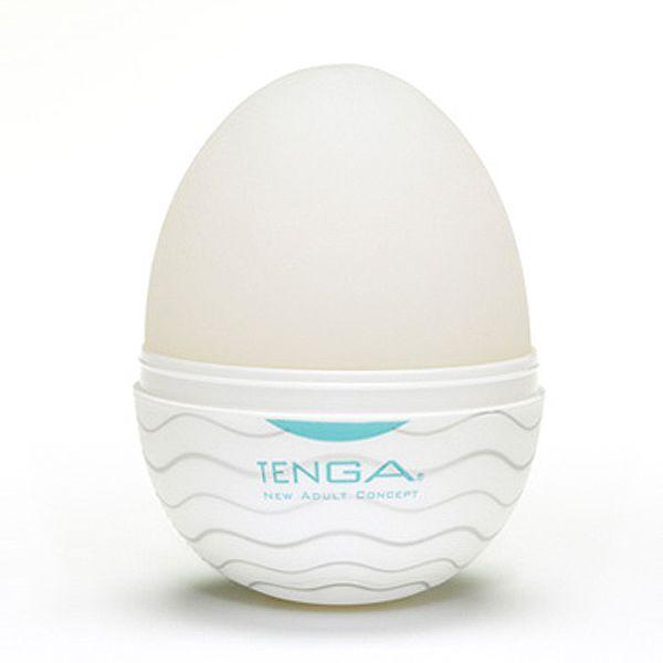 Tenga Egg Wavy Original  Ovo Masturbador